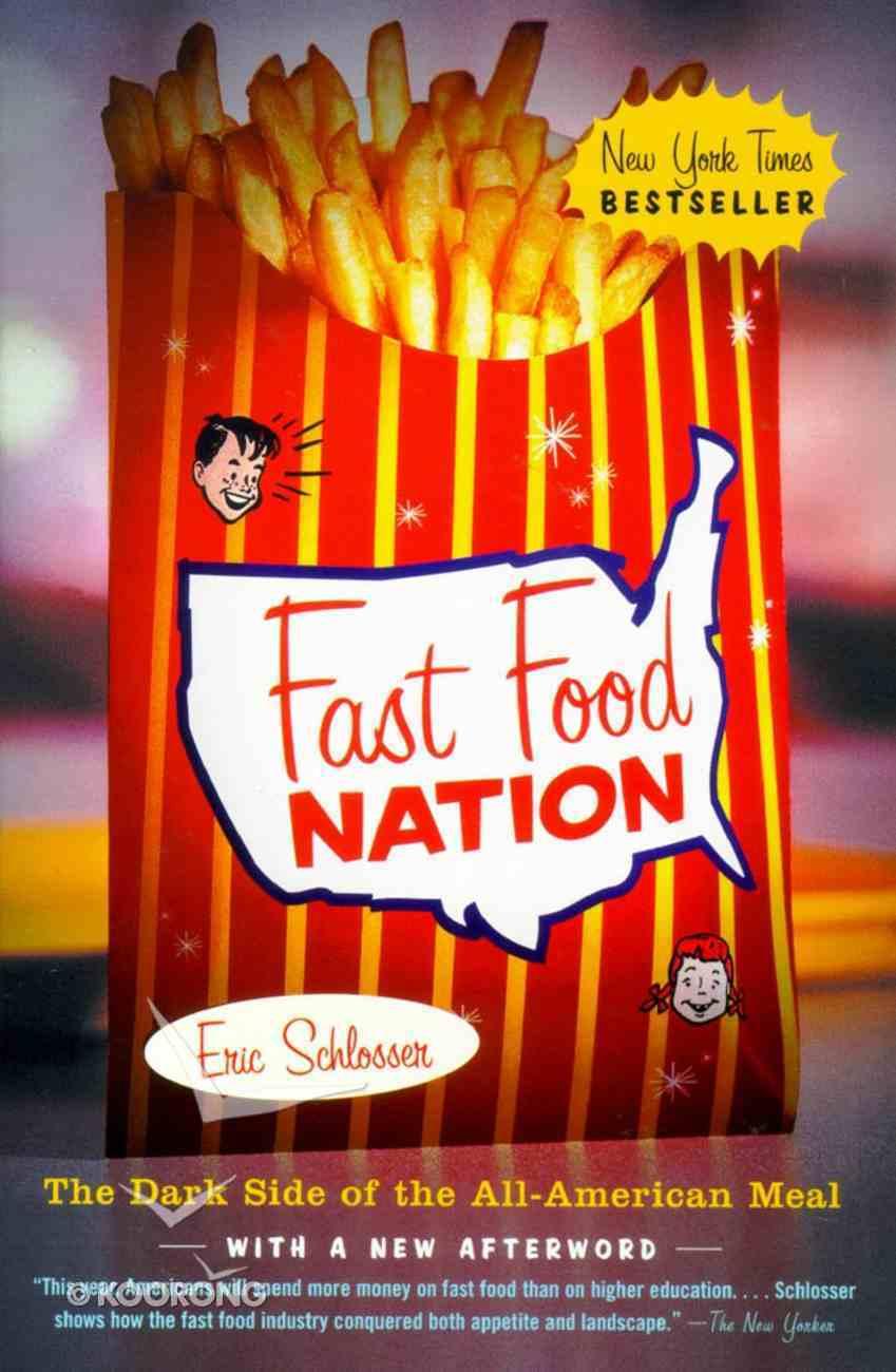 Fast Food Nation Paperback