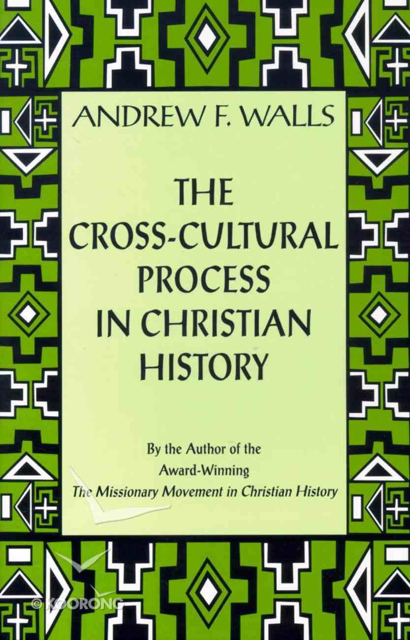 Cross-Cultural Process Paperback