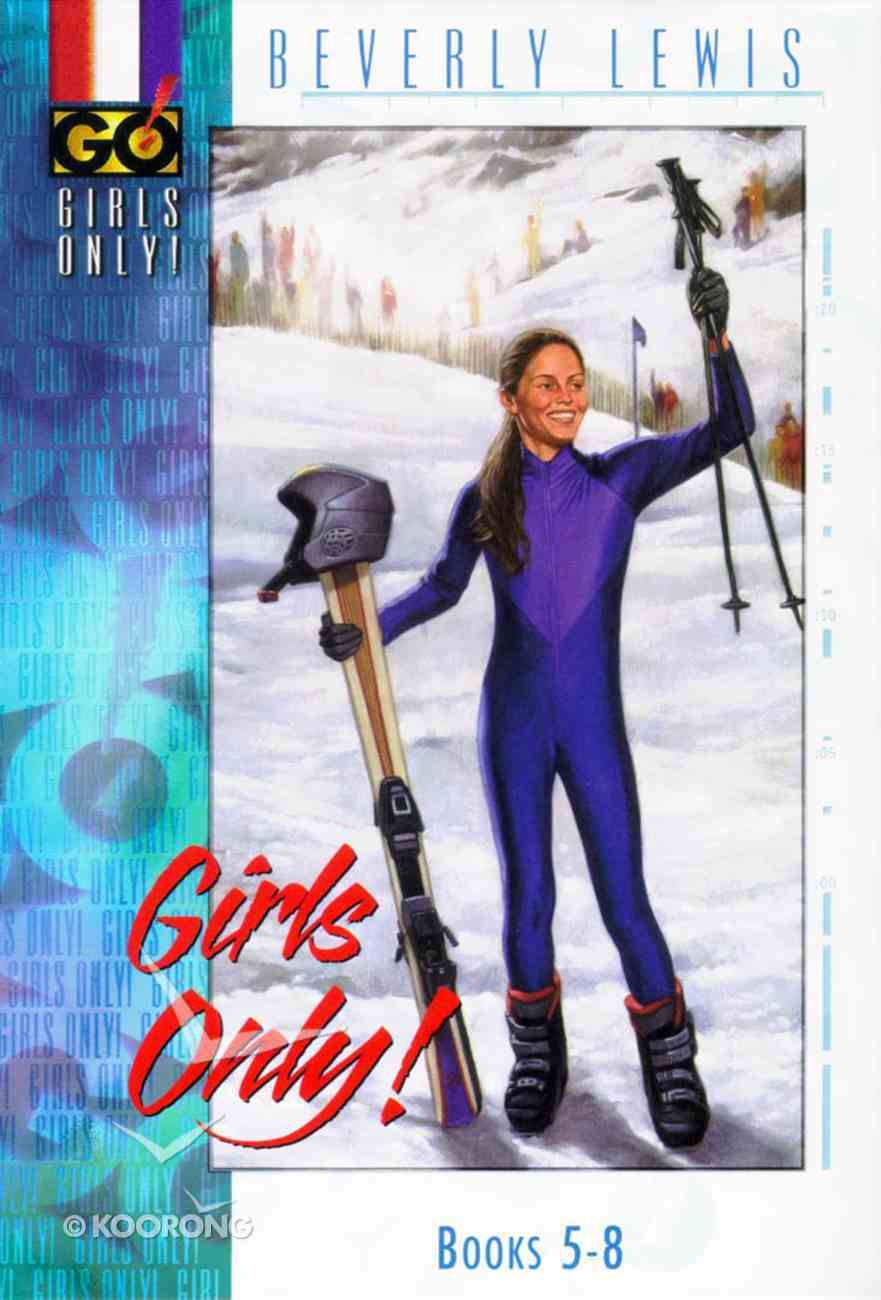 Girls Only (Boxed Set 5-8) (Go!) (Girls Only Series) Paperback