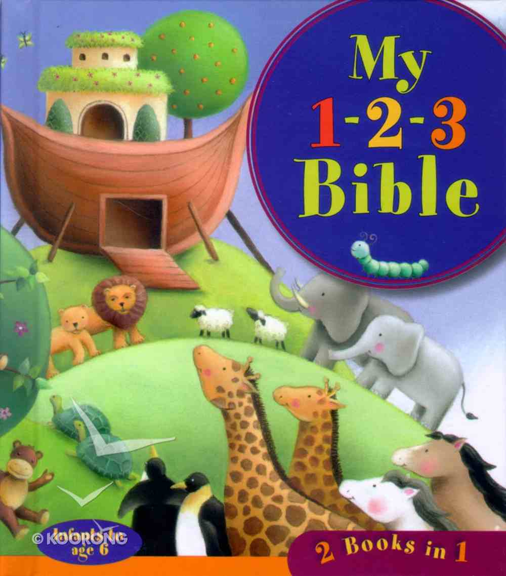 My 1-2-3 Bible/My 1-2-3 Bible Promises Hardback