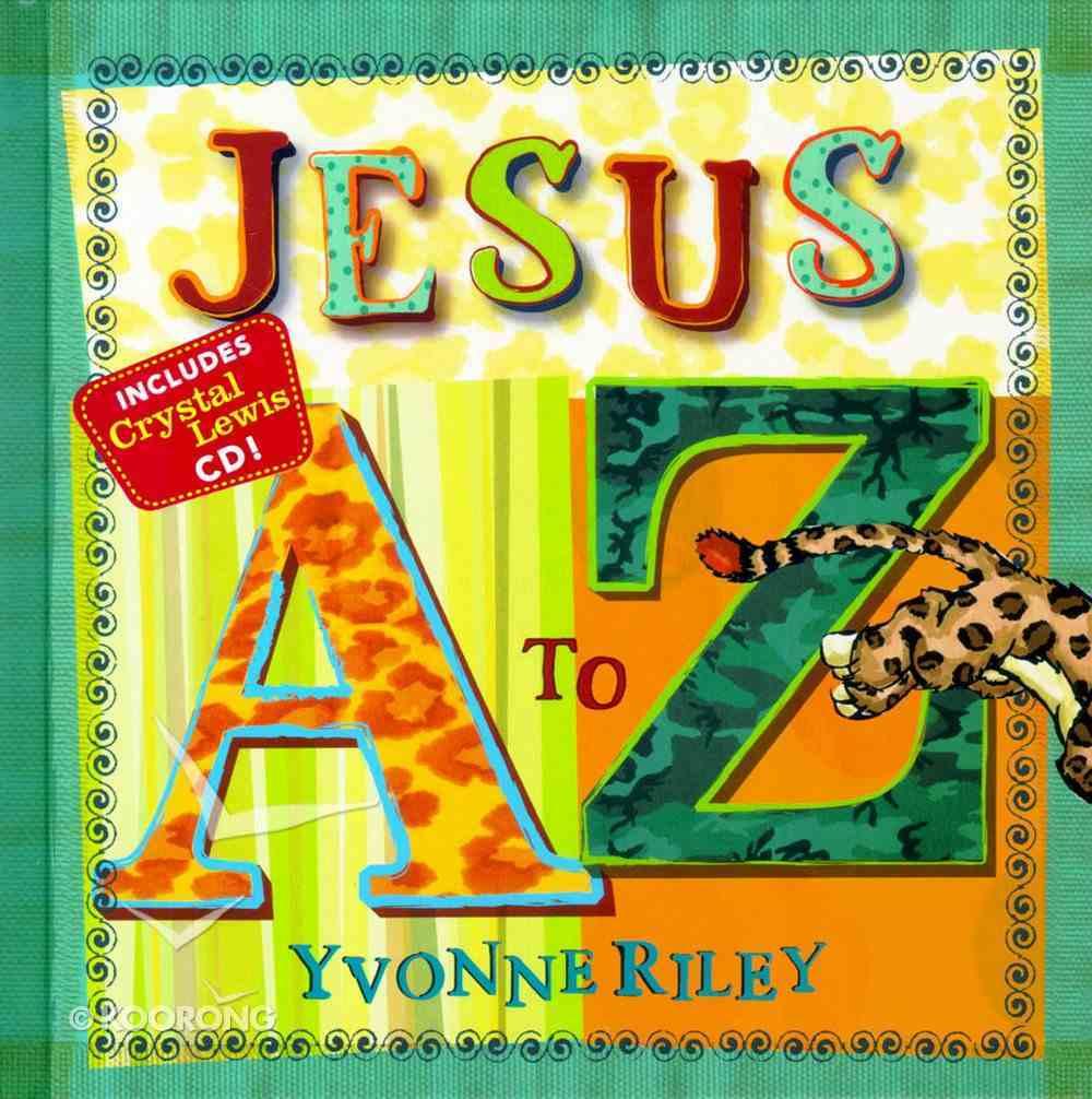 Jesus a to Z (Leopard Spots Learning Series) Hardback