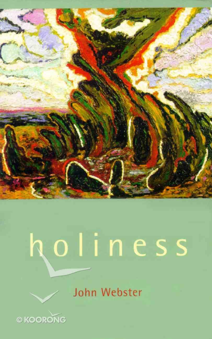 Holiness Paperback