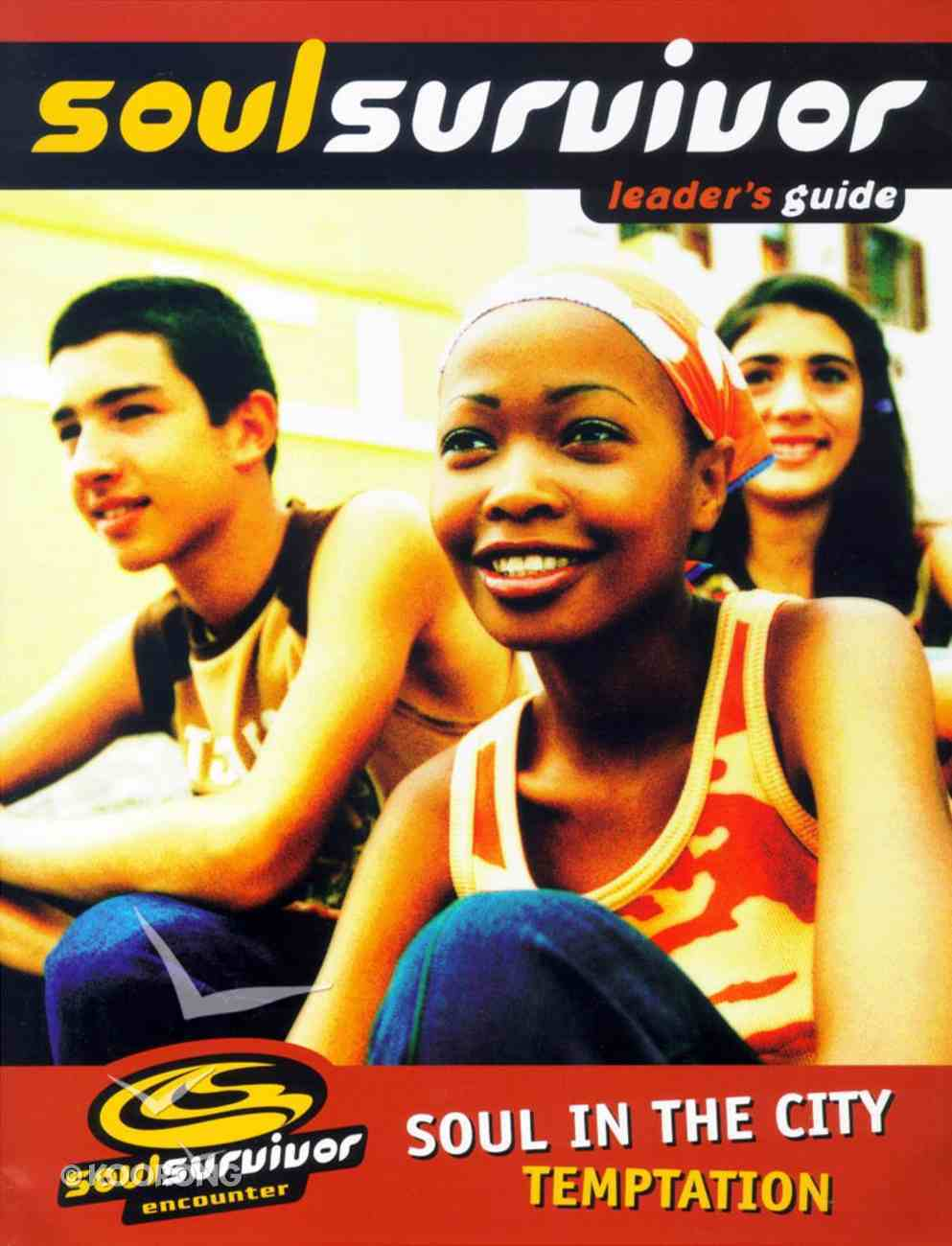 Soul Survivor Encounter #02 (Leader's Guide) Paperback