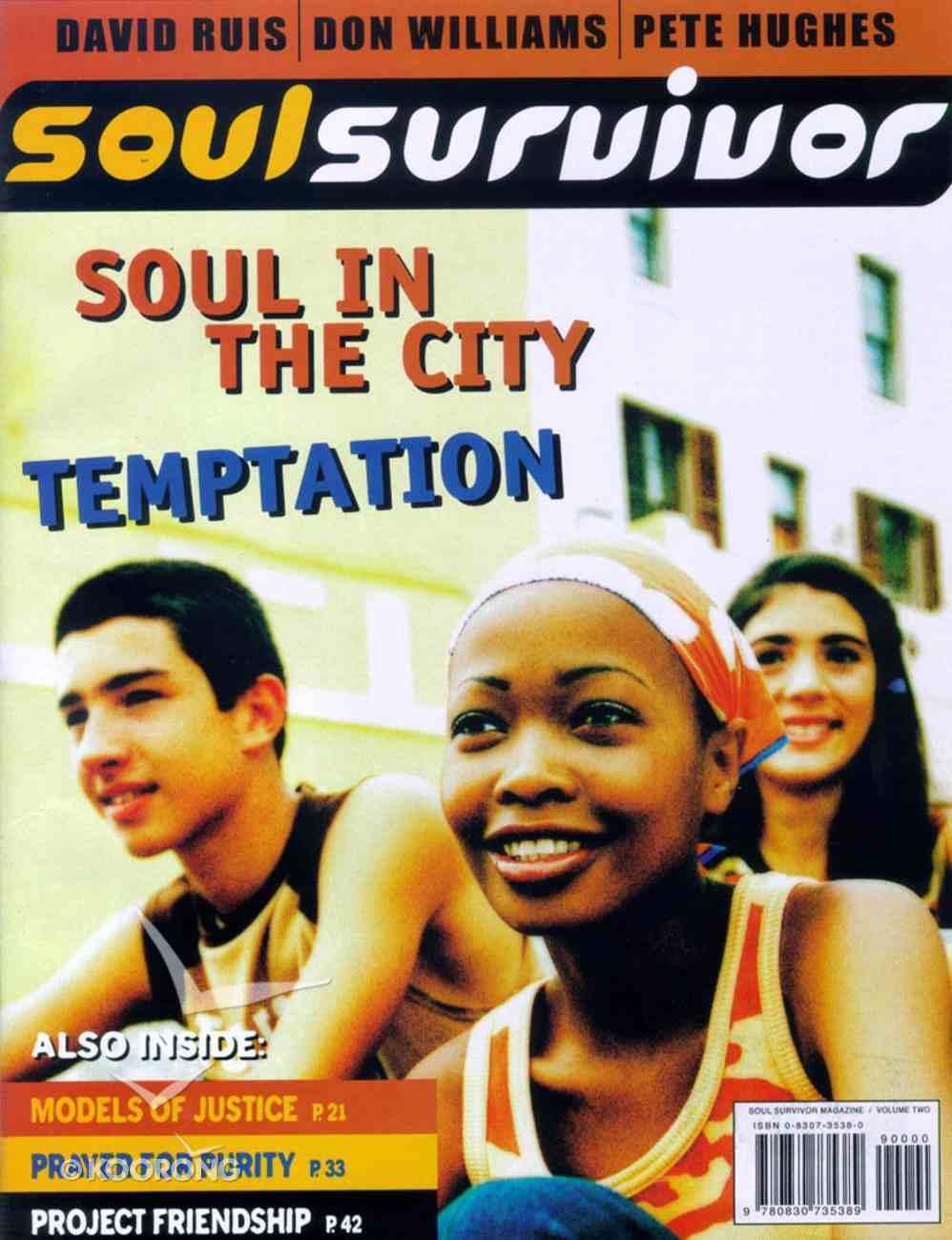 Soul Survivor Encounter #02 (Student Magazine) Paperback