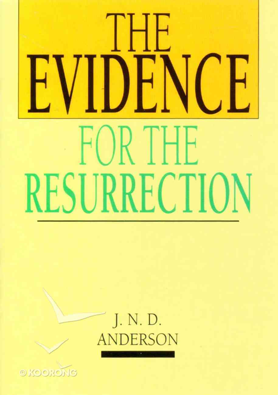 The Evidence For the Resurrection Booklet