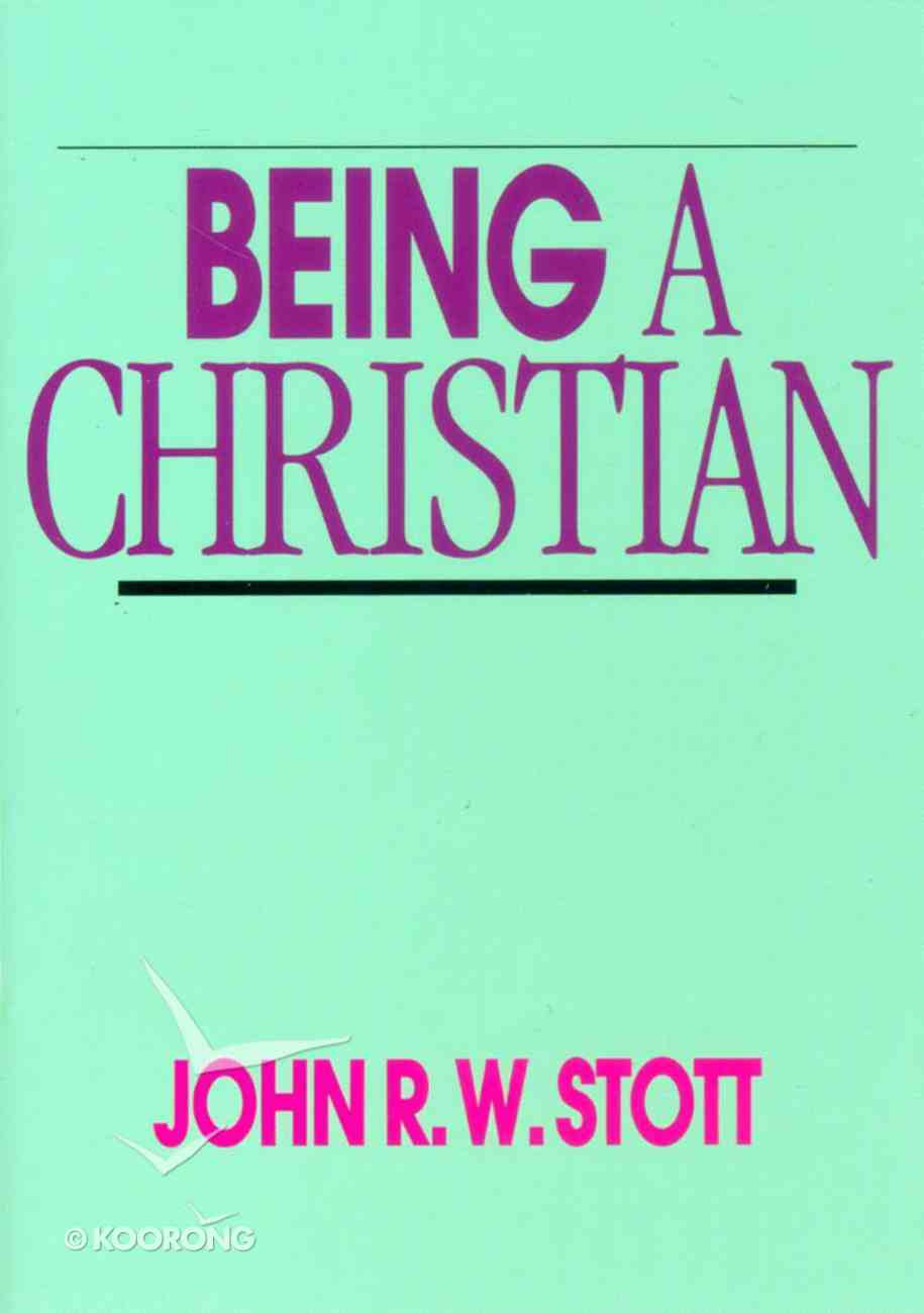 Being a Christian Booklet