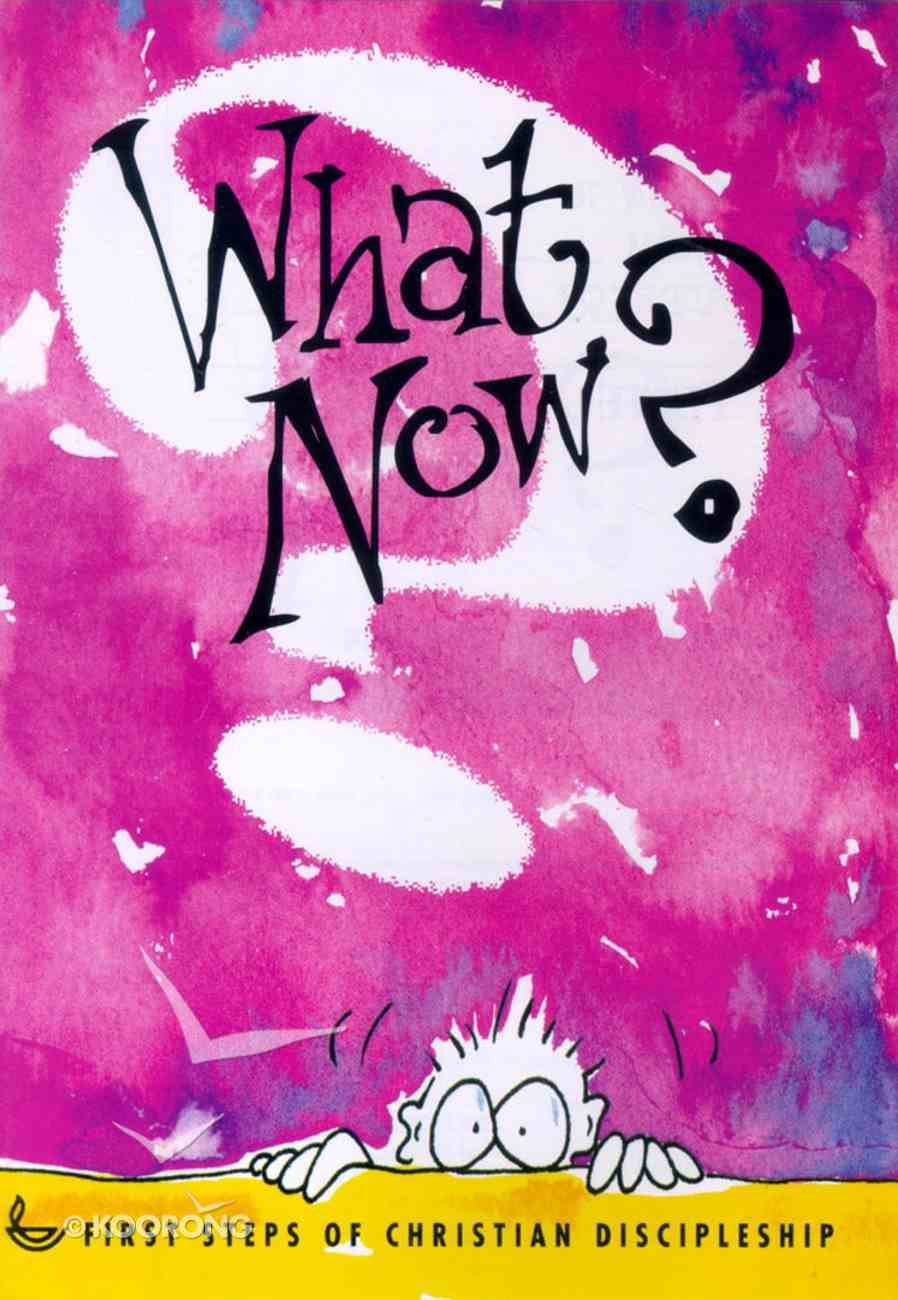 What Now Paperback
