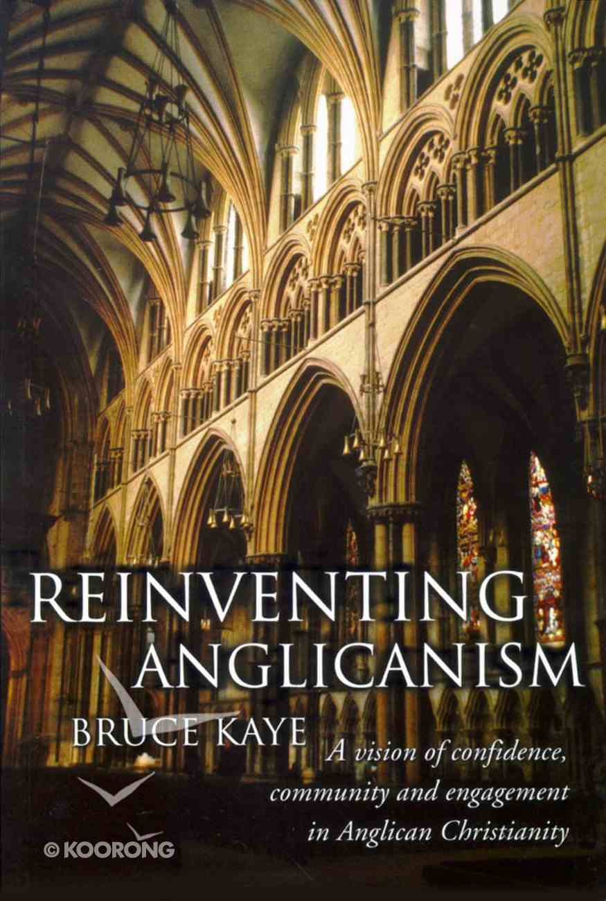 Reinventing Anglicanism Paperback