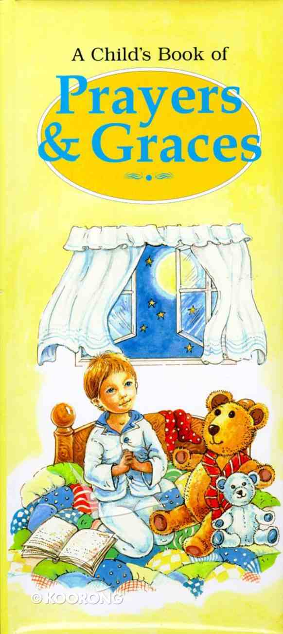 A Child's Book of Prayers and Graces Hardback