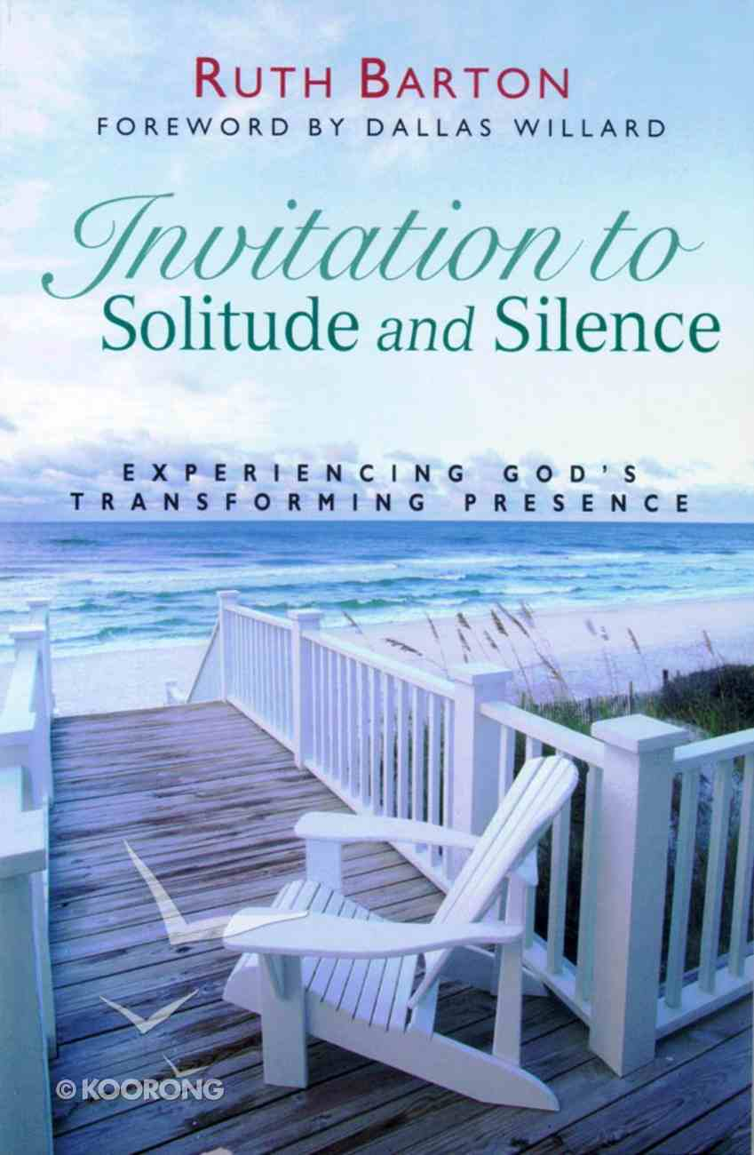 Invitation to Solitude and Silence Paperback