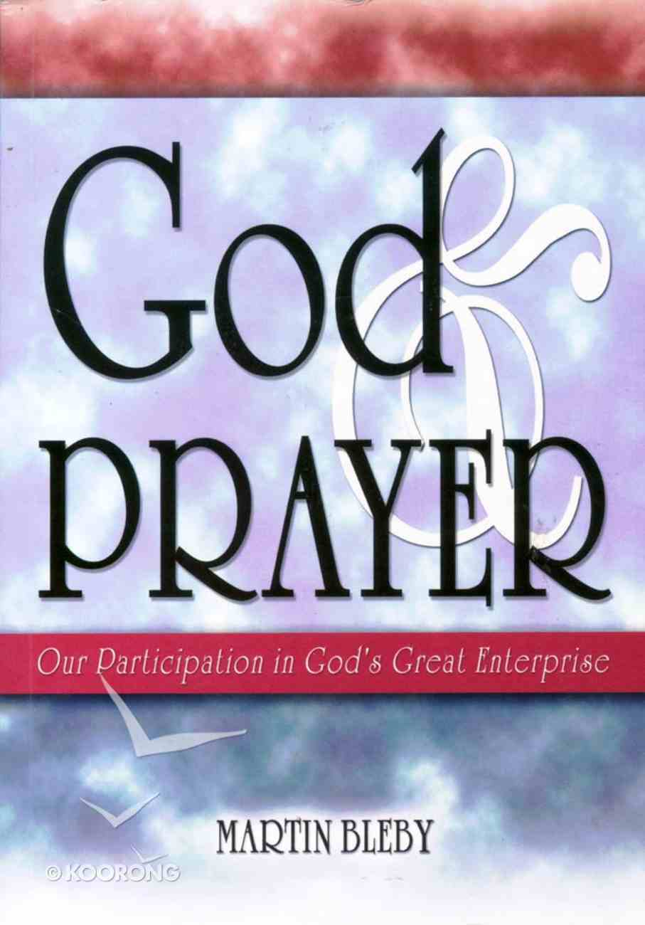God & Prayer Paperback