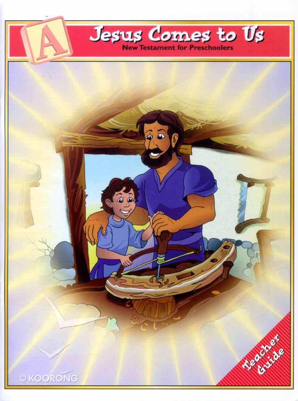 Dlc Preschool: NT, Unit a Ages 2-5 (Teacher) (Discipleland Preschool, Ages 3-5 Series) Paperback
