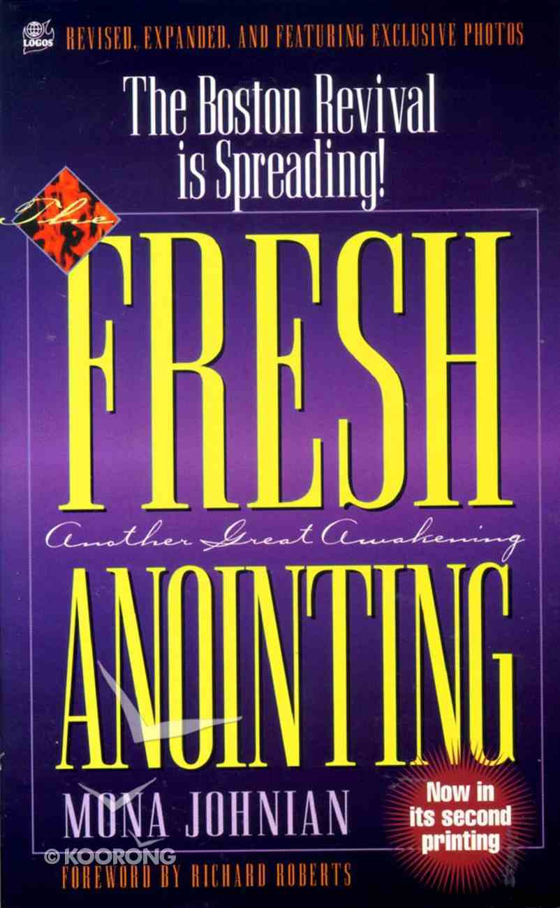 Fresh Anointing Paperback