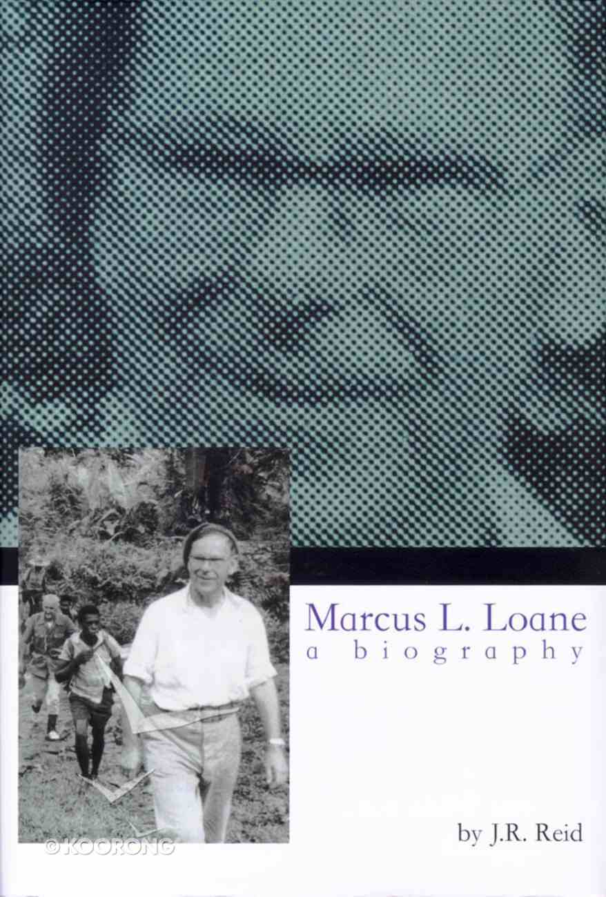 Marcus Loane Hardback
