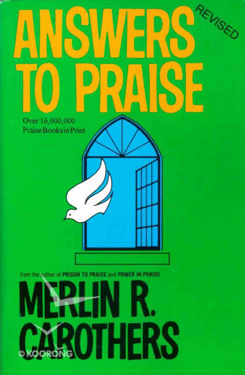 Answers to Praise Paperback