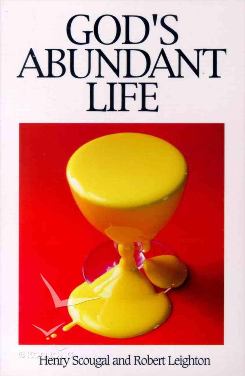 God's Abundant Life (Great Christian Classics Series) Paperback
