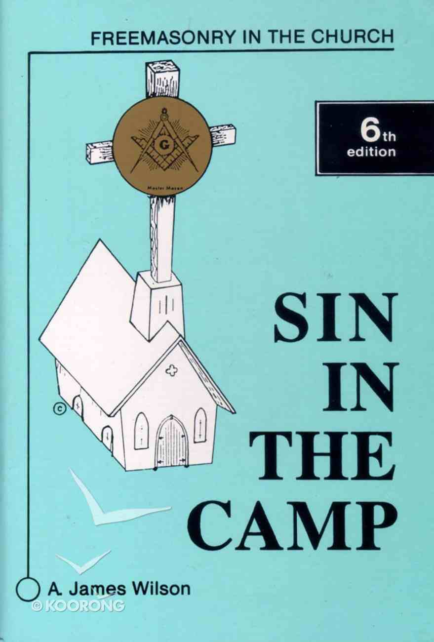 Sin in the Camp Paperback