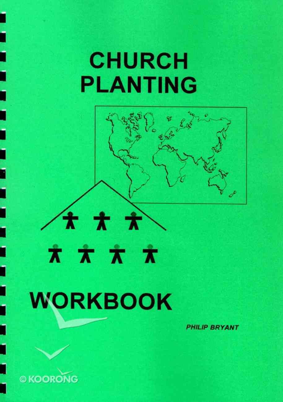 Church Planting Workbook Paperback