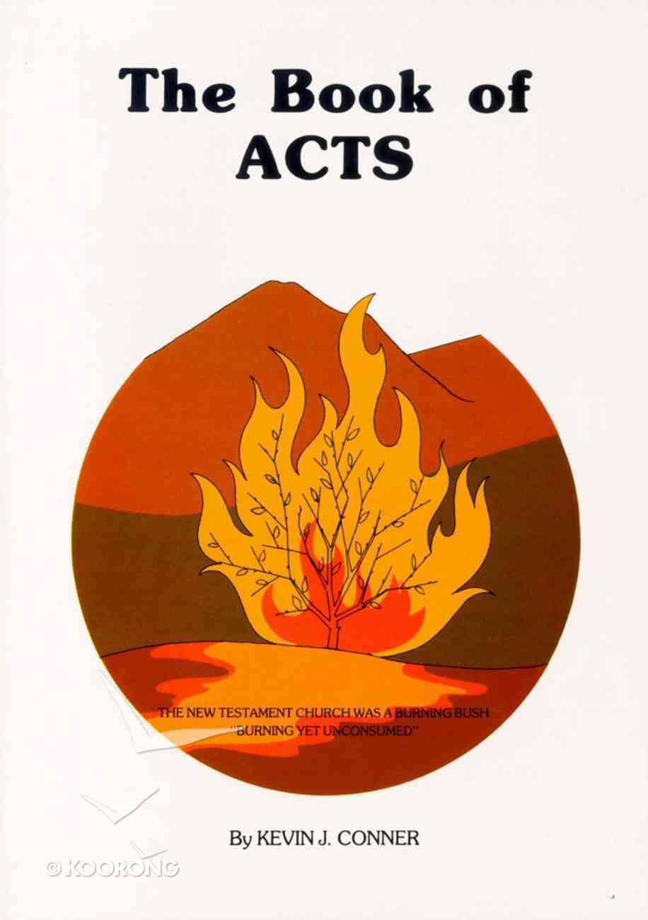 The Book of Acts Paperback