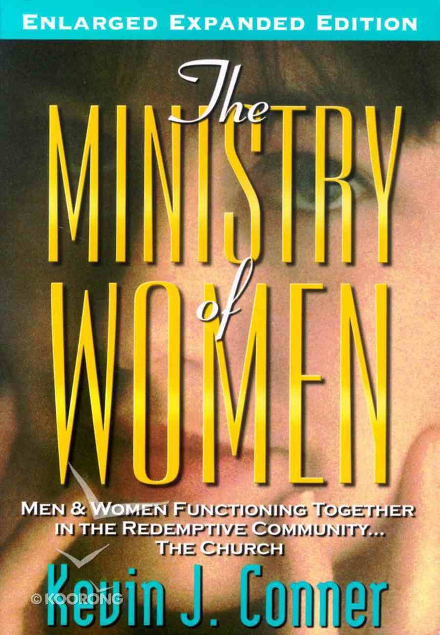The Ministry of Women Paperback