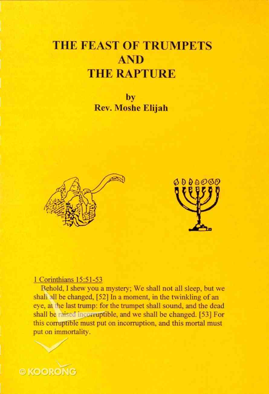 The Feast of Trumpets and the Rapture Spiral