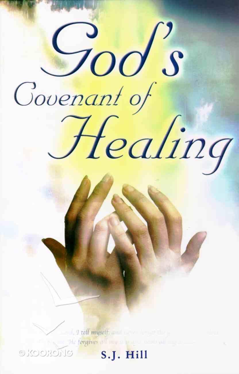 God's Covenant of Healing Paperback