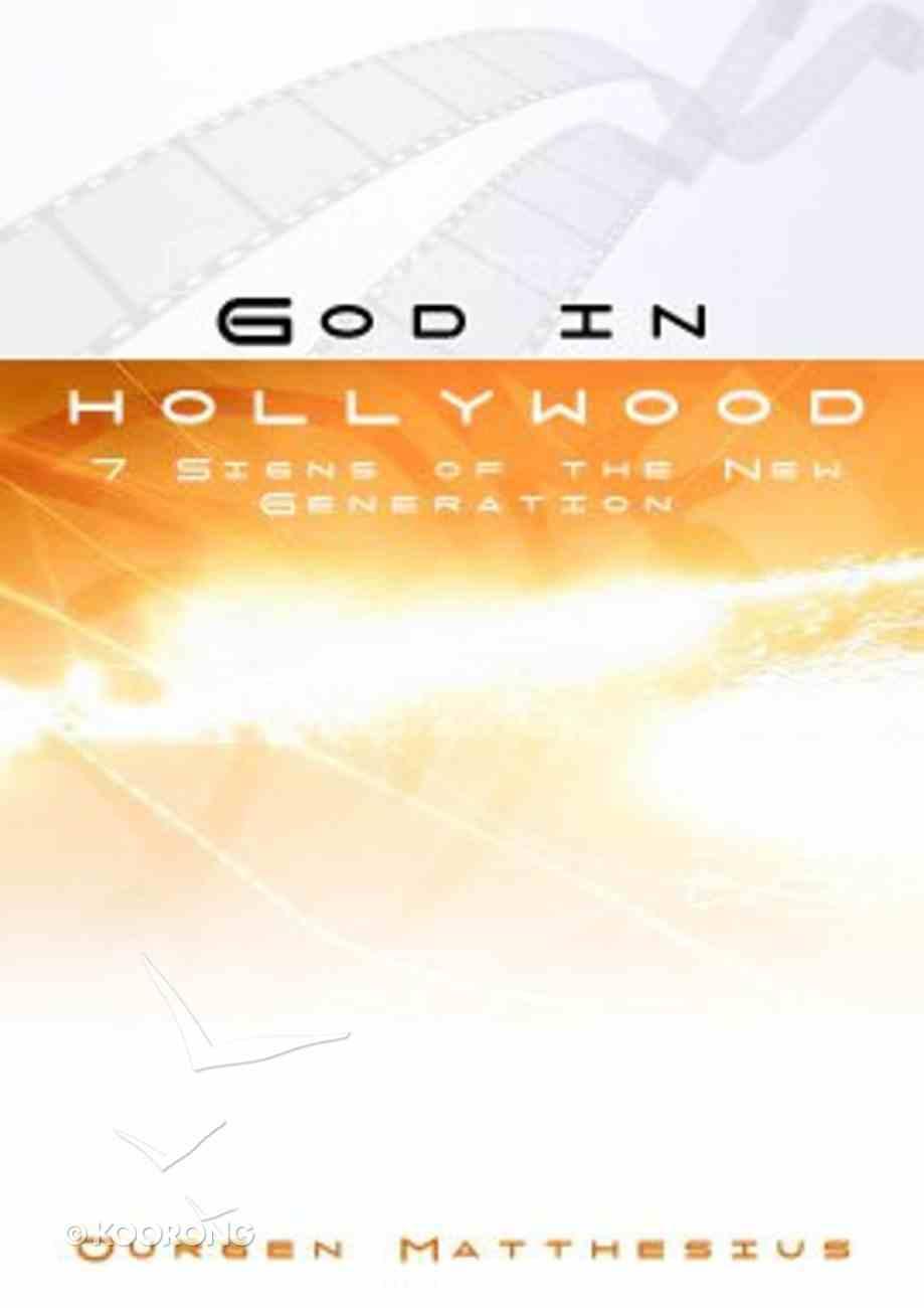 God in Hollywood Paperback