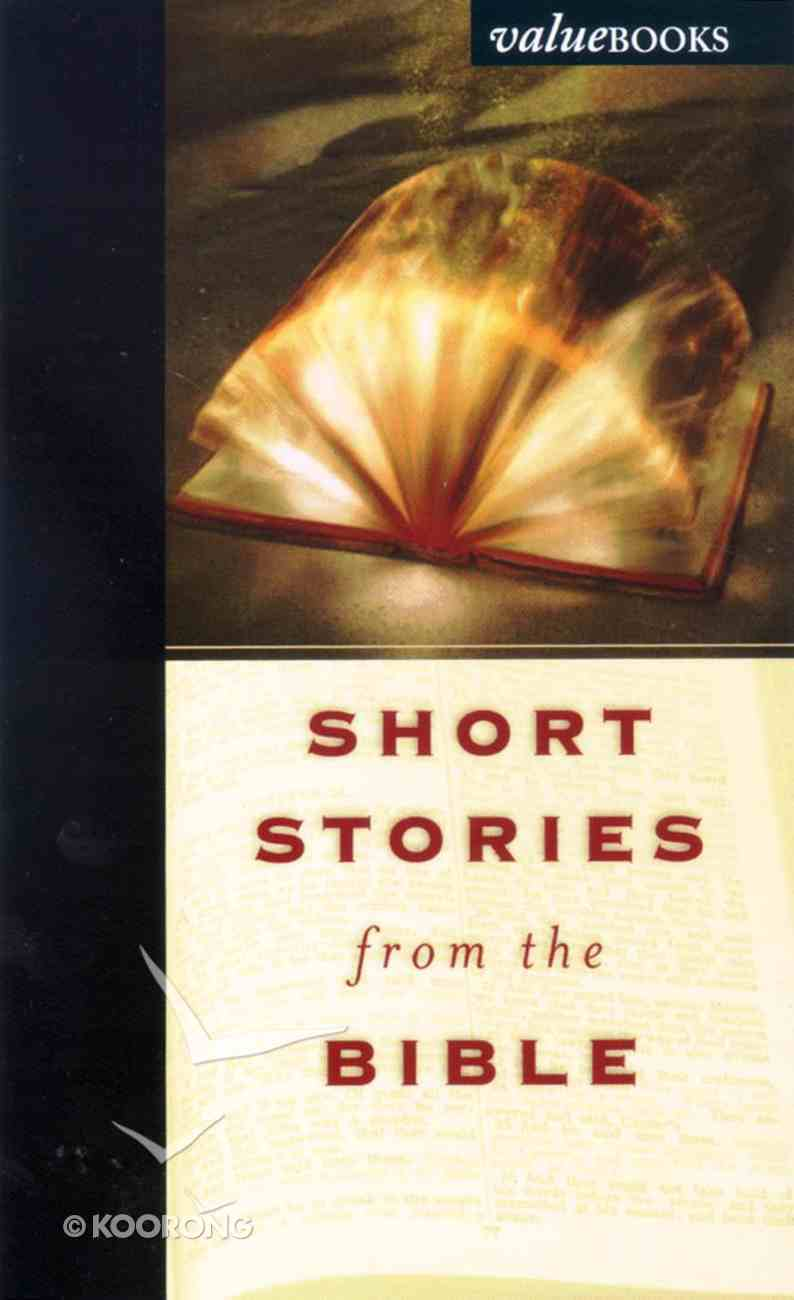 Value Books: Short Stories From the Bible Mass Market