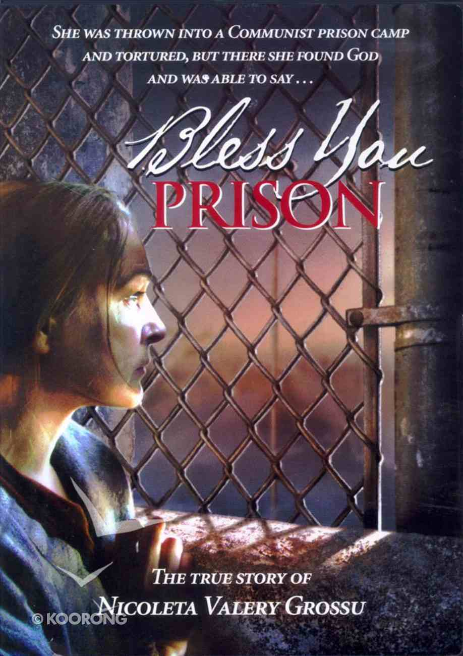 Bless You Prison: The True Story of Nicoleta Valery Grossus DVD