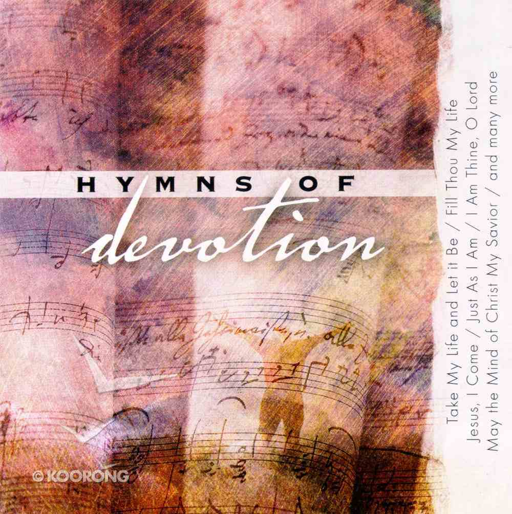 Hymns of Devotion CD