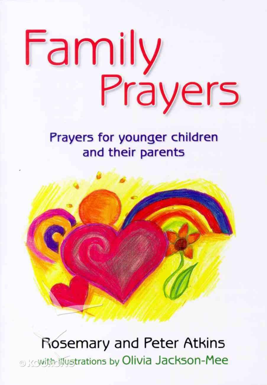 Family Prayers Paperback