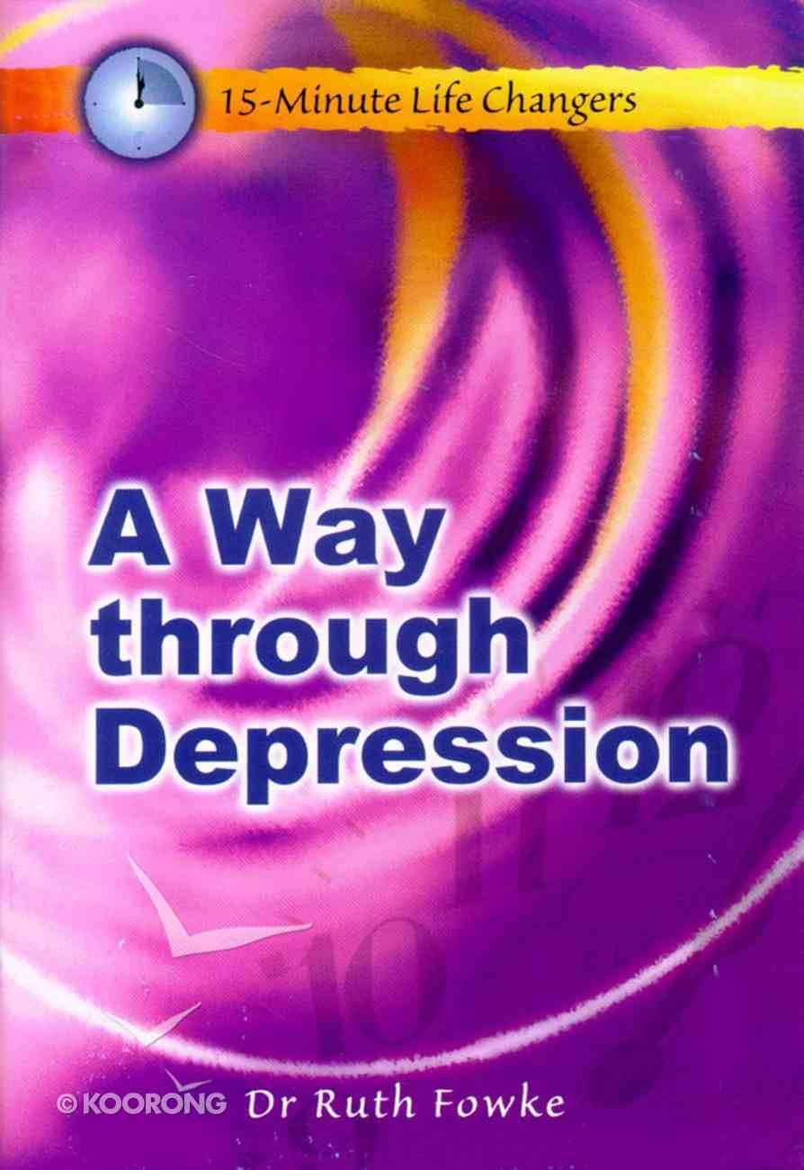 Way Through Depression Paperback