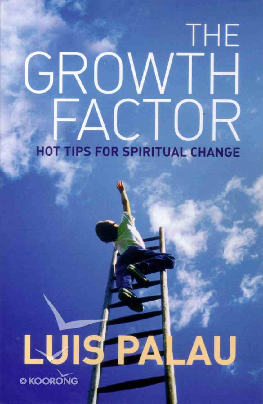 The Growth Factor Paperback