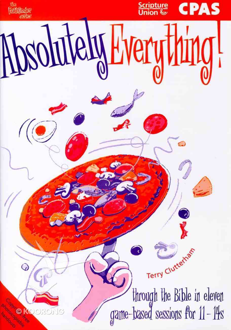 Absolutely Everything Paperback