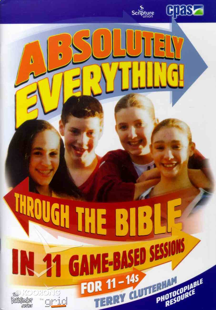 Absolutely Everything! Paperback
