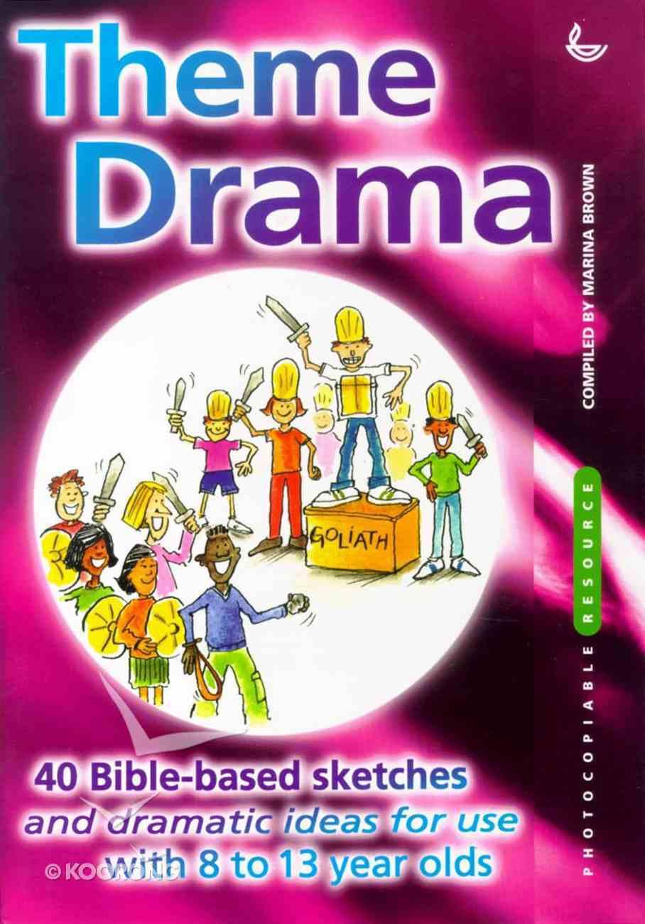 Theme Drama Paperback