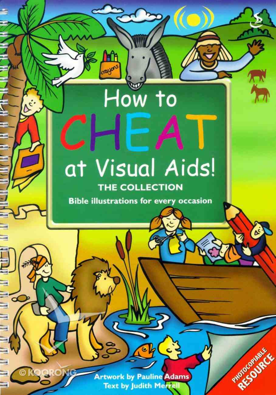 How to Cheat At Visual Aids: The Collection Spiral