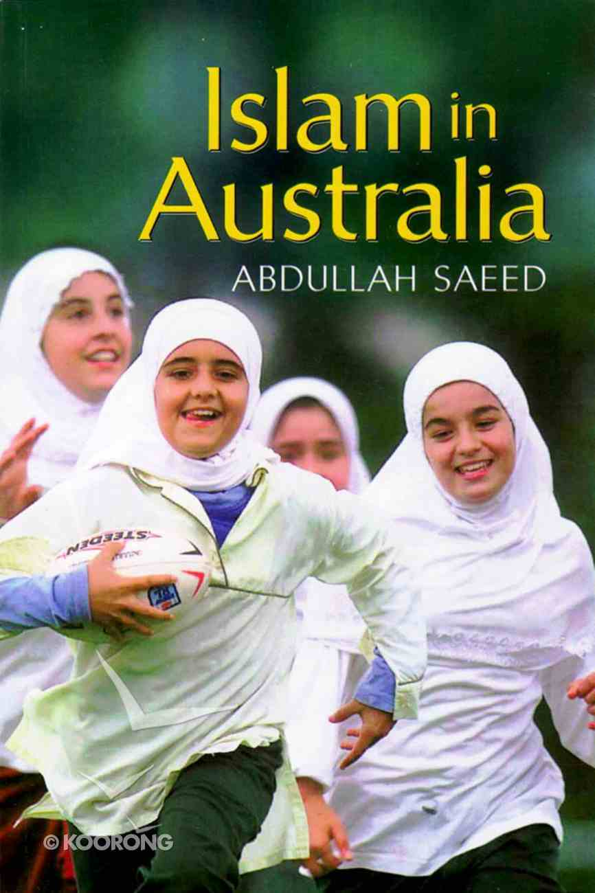 Islam in Australia Paperback