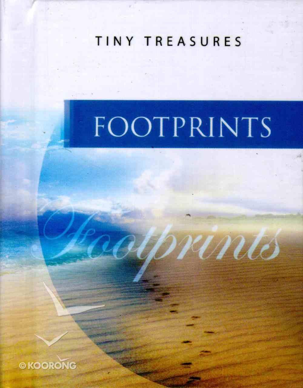 Footprints (Tiny Treasures Series) Hardback