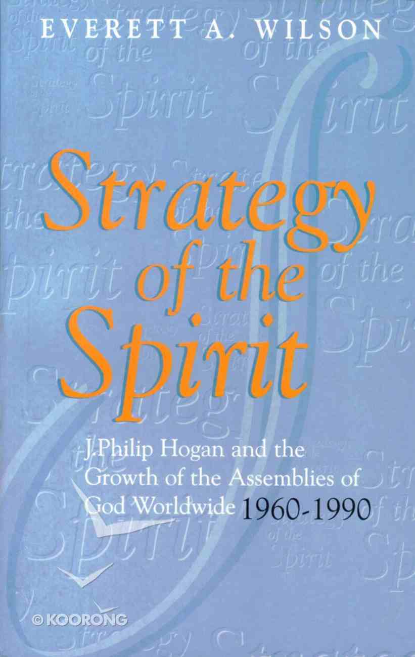 Strategy of the Spirit Paperback