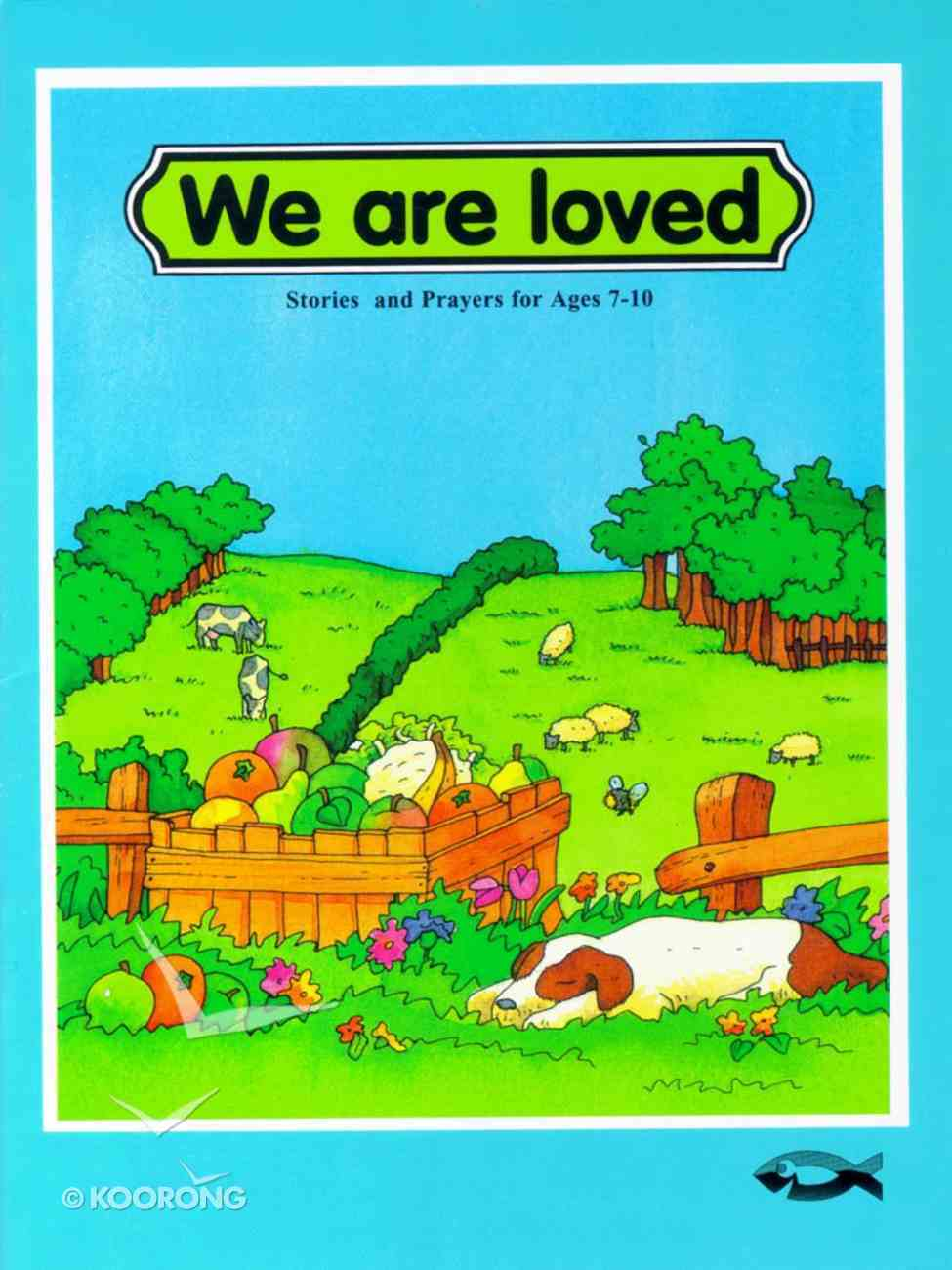 We Are Loved Paperback