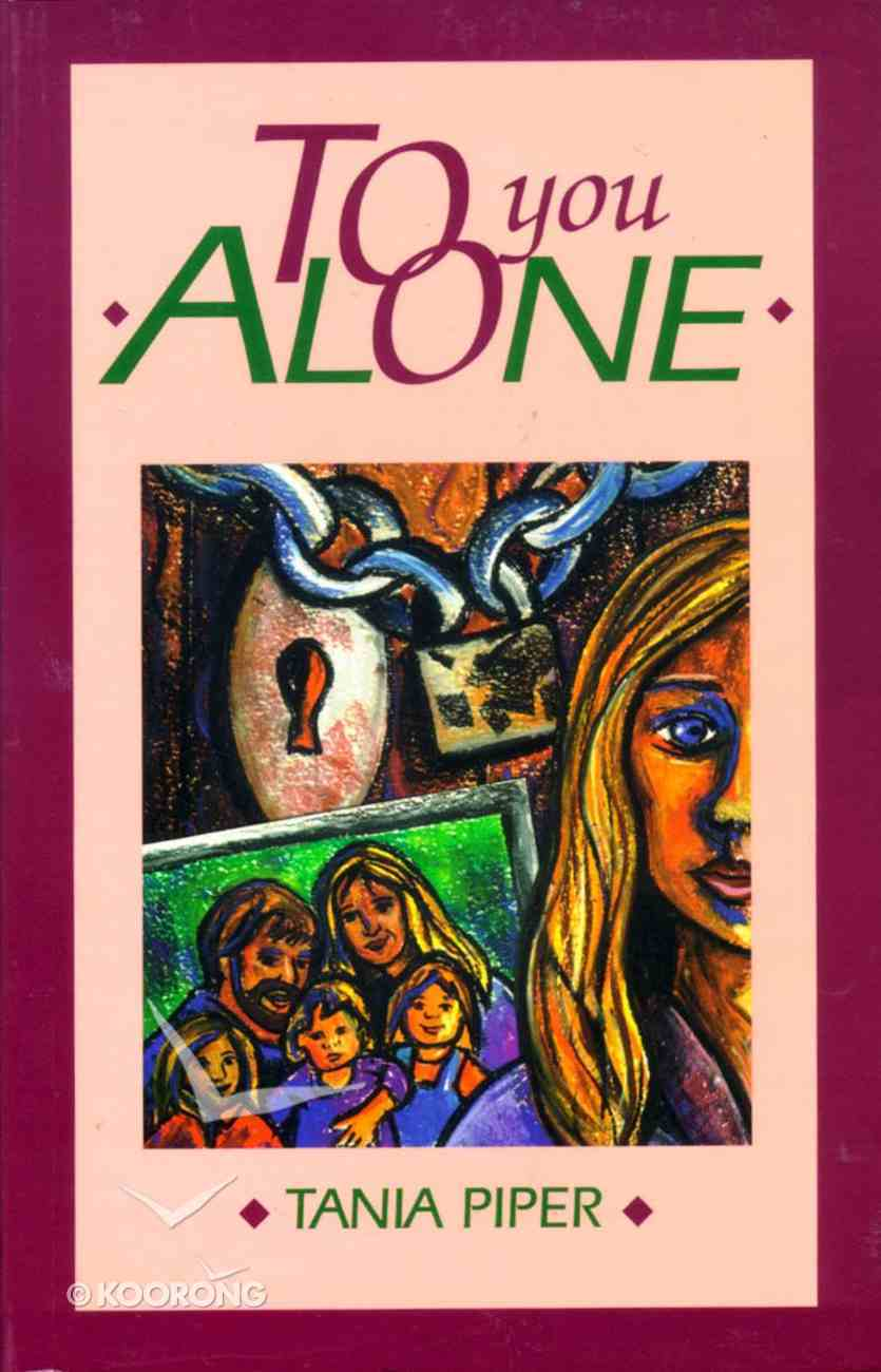 To You Alone Paperback