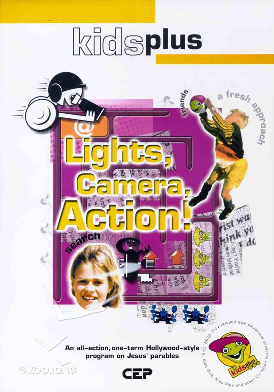 Lights Camera Action (Leader's Pack) (Kids Plus Series) Pack