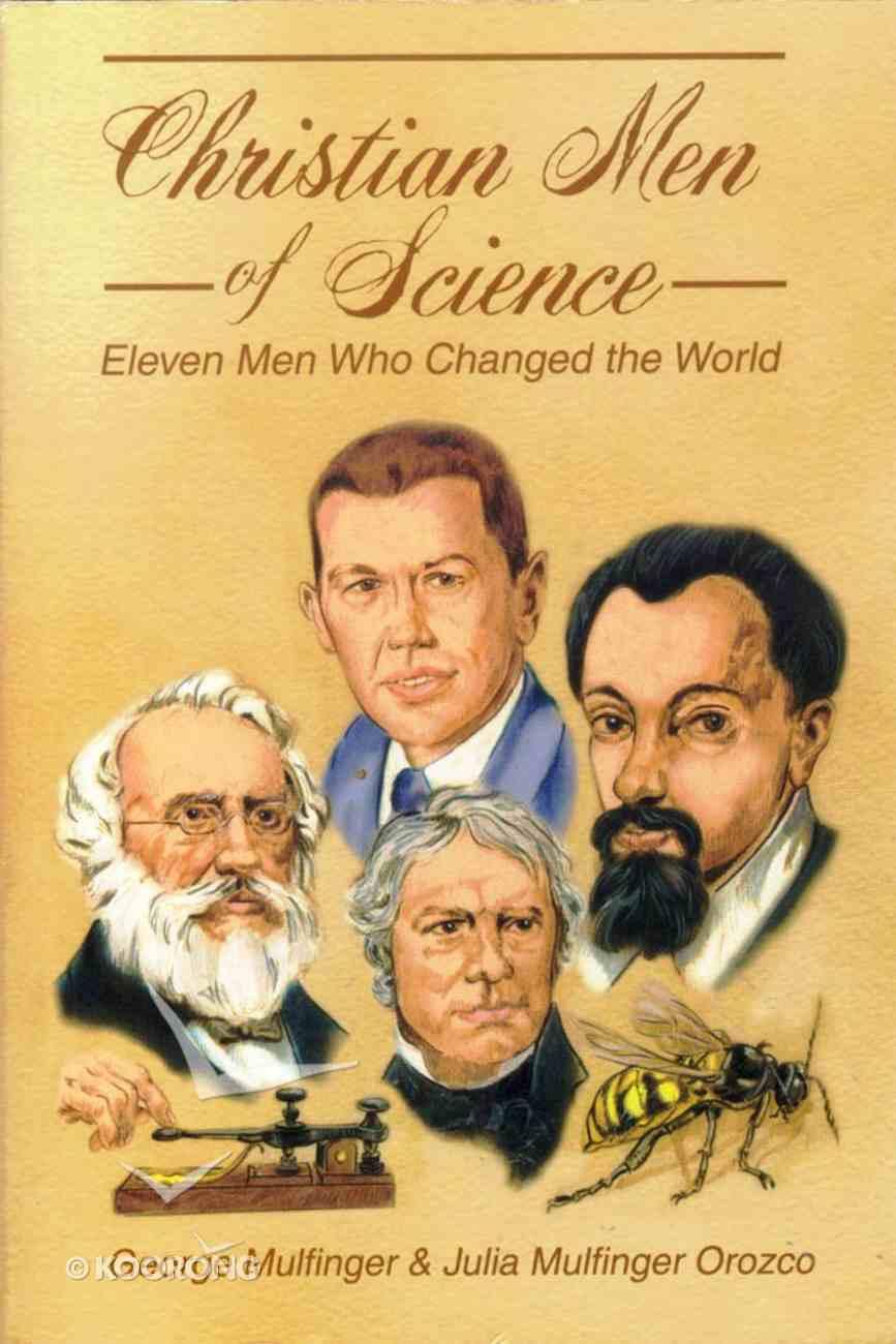 Christian Men of Science Paperback