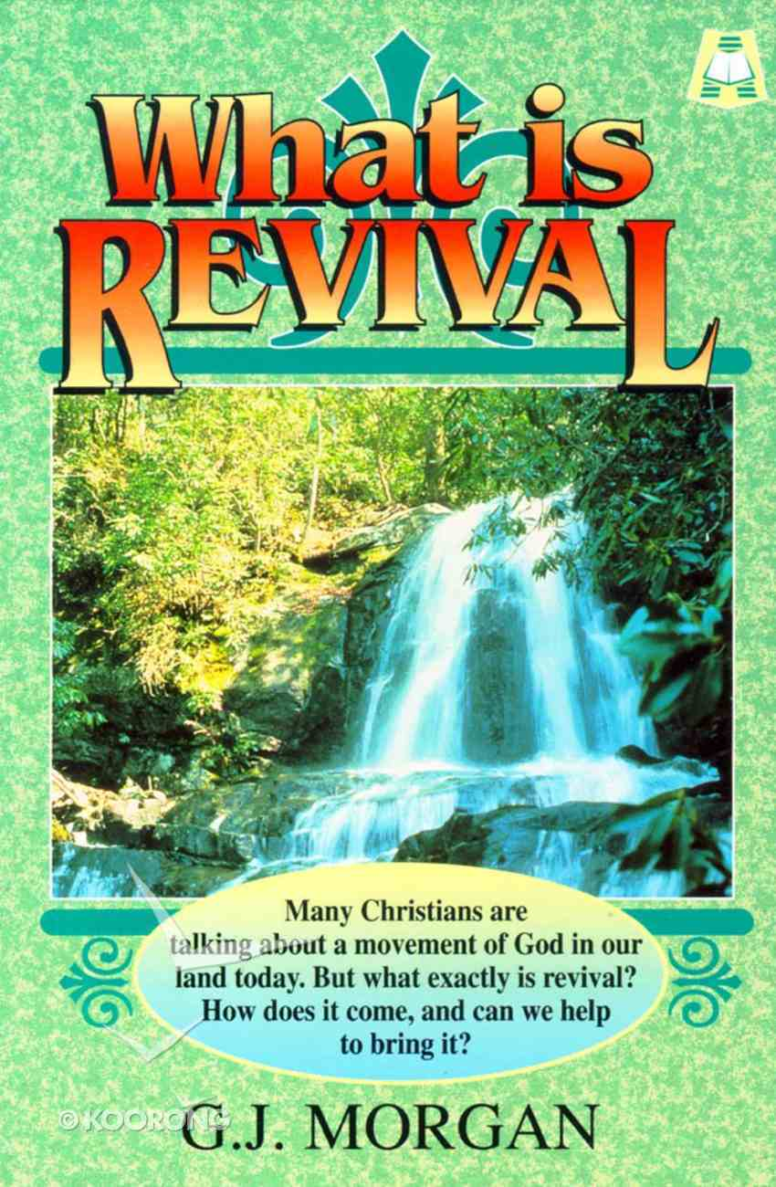 What is Revival Paperback