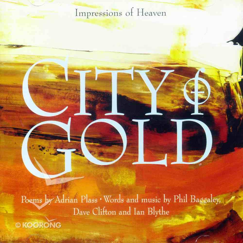 City of Gold CD