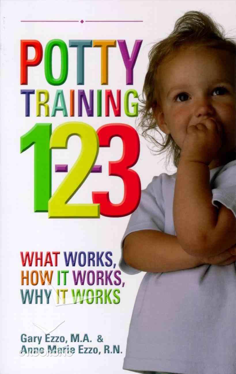 Potty Training 1 2 3 Paperback