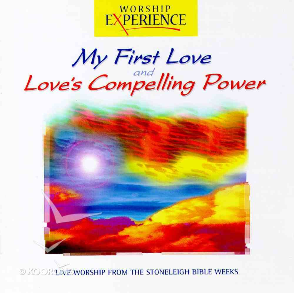 My First Love & Love's Compelling Power Double CD CD