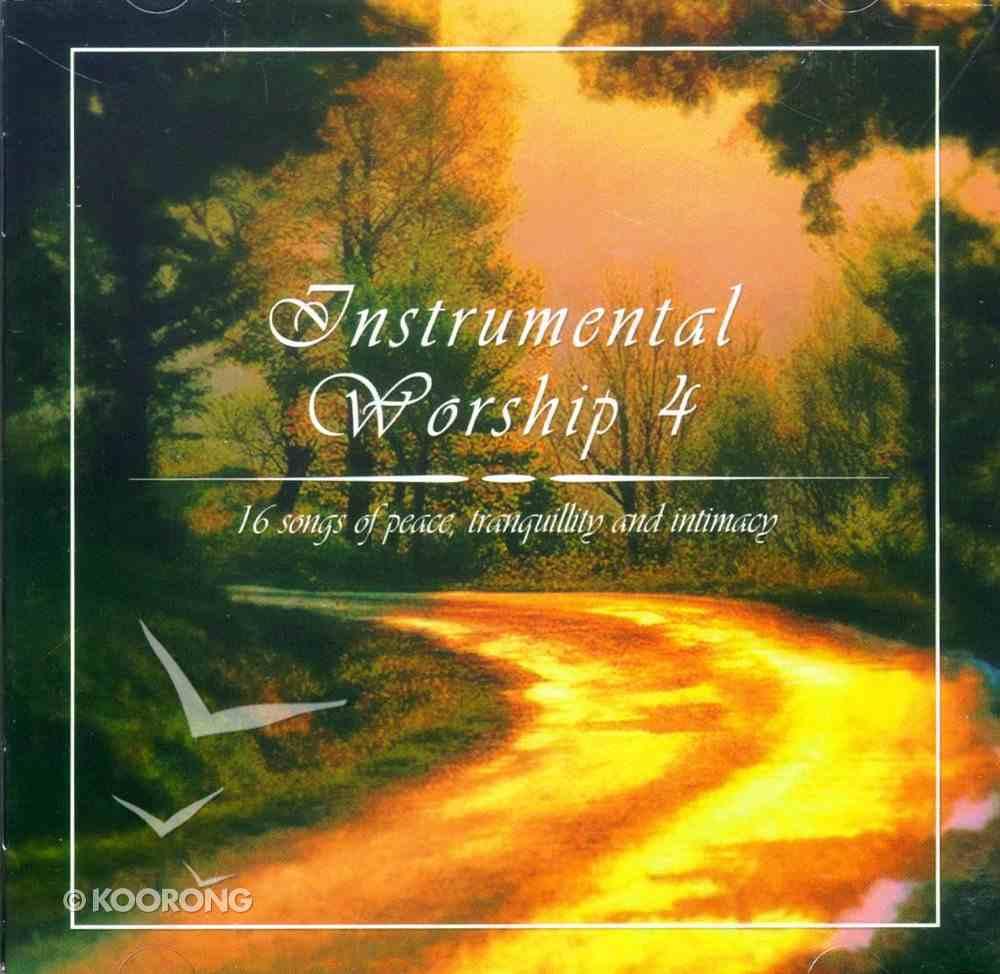 Instrumental Worship 4 CD