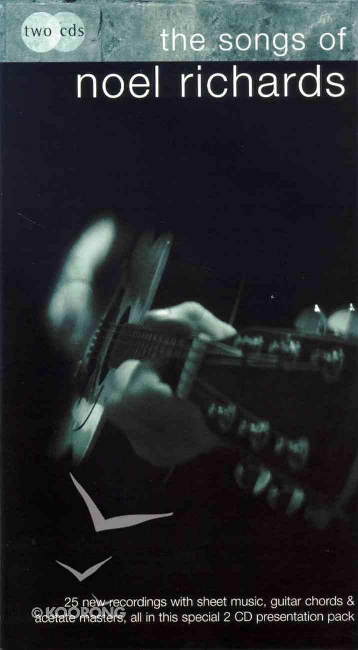 The Songs of Noel Richards CD